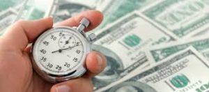 Błyskawiczna pożyczka przez internet nawet w kilkadziesiąt minut