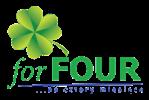 Logo pożyczkodawcy For Four